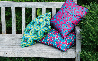 Moteef: Outdoor cushions with Personality!